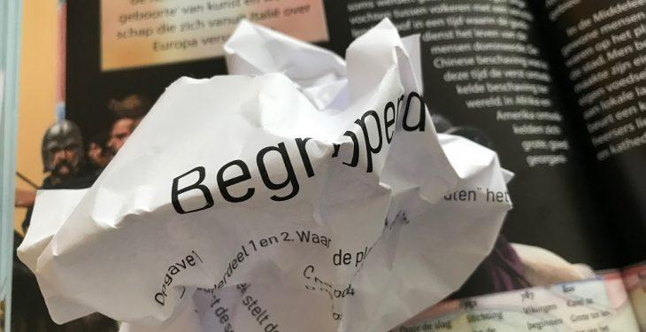 Tips bij begrijpend lezen